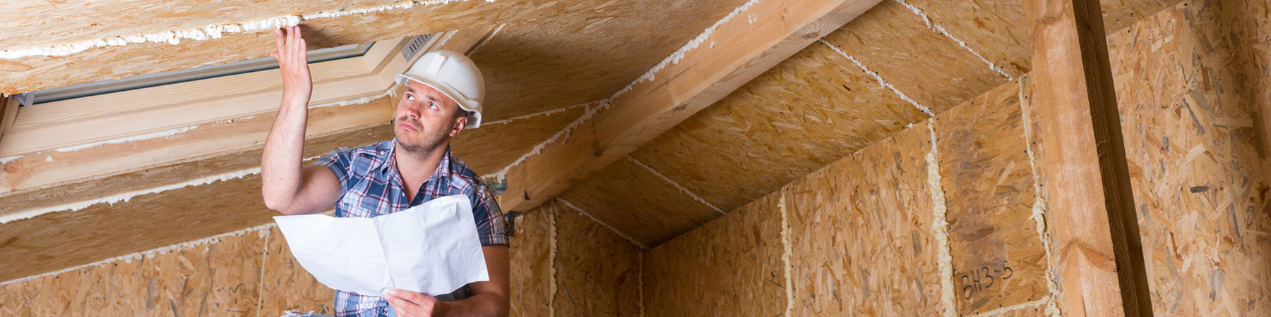 Home Attic Inspection